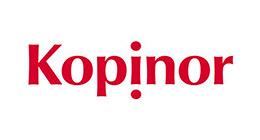 Kopinor logo