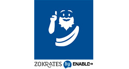 Zokrates by Enable logo
