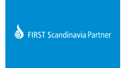 FIRST Scandinavia Partner logo