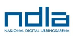 NDLA logo