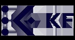 KF - Kommuneforlaget logo